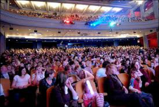 The Regent Theatre: Audience