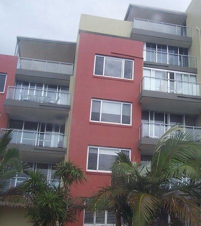 Ballina, Australien: Grandview Apartments