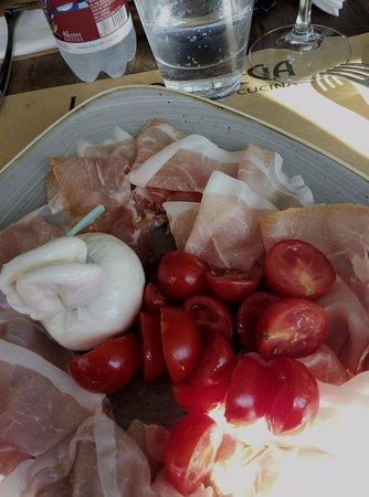 La Bott&ga: piatto freddo