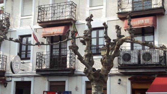 La Arboleda, Spain: La entrada...