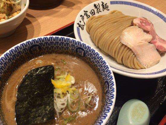 濃厚つけ麺 - 船橋市、松戸富田製麺 ららぽーとTOKYO-BAY店の写真 ...