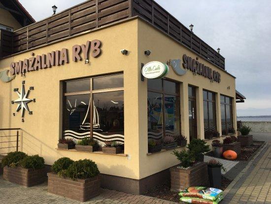 Bar Smazalnia Ryb Rewa Restaurant Reviews Photos Tripadvisor