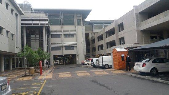 Parow, Afrika Selatan: Transport Managing Centre