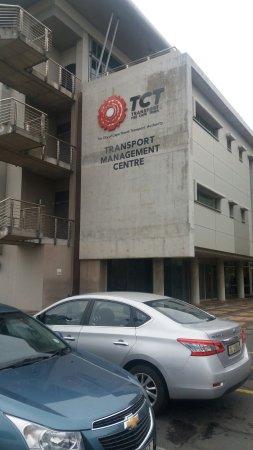 Parow, Sør-Afrika: Transport Managing Centre