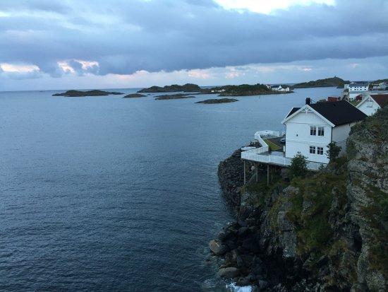 Nordland, Noruega: Il villaggio