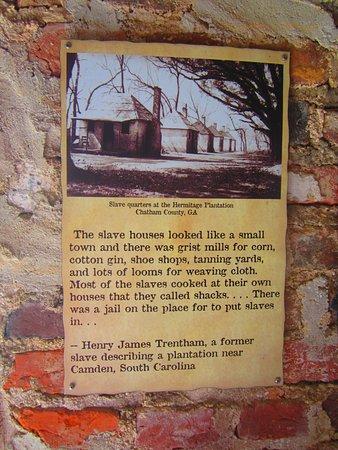 Mount Pleasant, SC: boone hall slave quarters