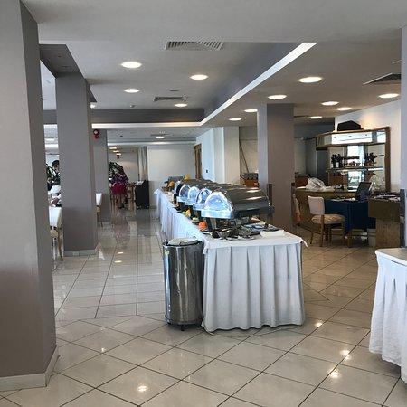 Calypso Hotel: Frukostbuffén