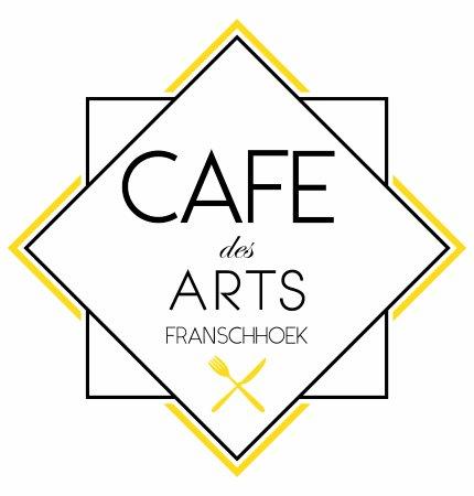 Cafe Des Arts: Our new Logo