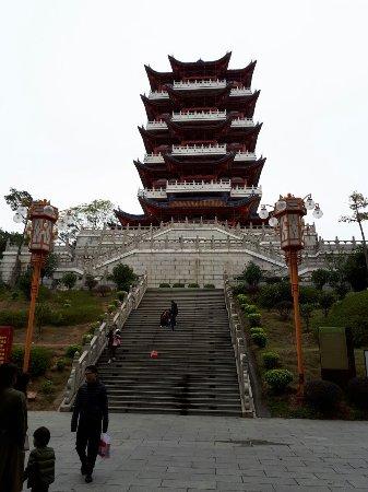 Lindo lugar! Bela Vista de Shaoguan!