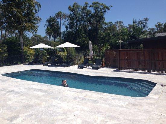 1770 Getaway: piscina