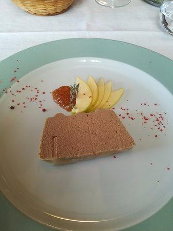 Maleo, Italia: foie gras di anatra