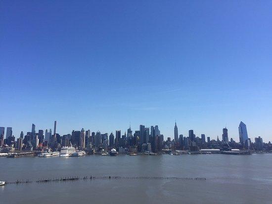 Liberty State Park: 뉴욕 맨하튼 전경