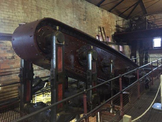 Burton upon Trent, UK: At the pumping station