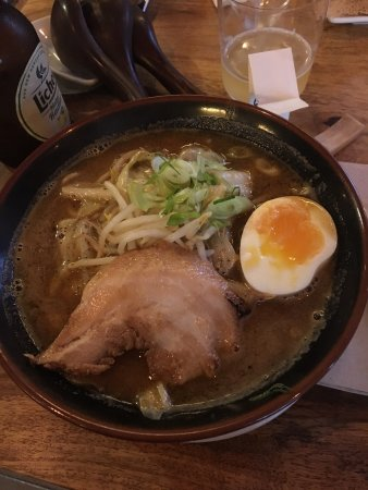 Muku : Best ramen in Frankfurt