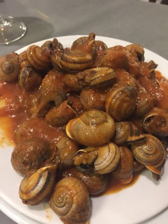 Turre, Spanyol: Caracoles