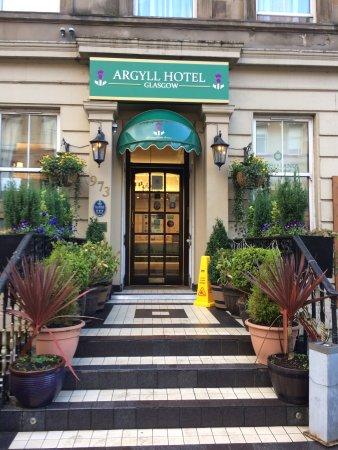 photo0 jpg - Picture of Argyll Hotel, Glasgow - TripAdvisor