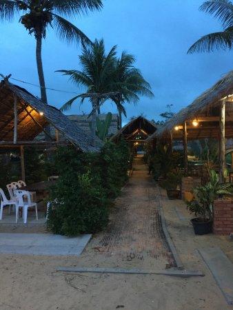 Kui Buri, Tailandia: Ao Thai Seafood