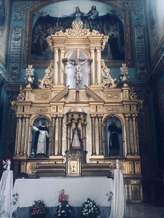 Loja Province, Ekwador: Iglesia de Santo Domingo
