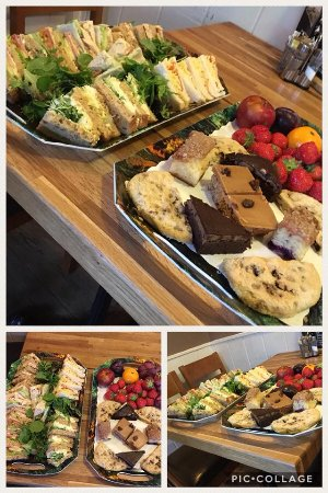 Tavistock, UK: Business lunches delivered to your door by Dukes 2 GO