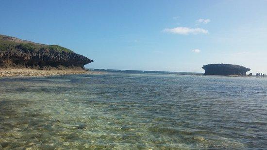 Barracuda Inn: Il mare a Watamu