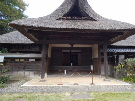 Old Toridesyuku Honjin Somenoke House