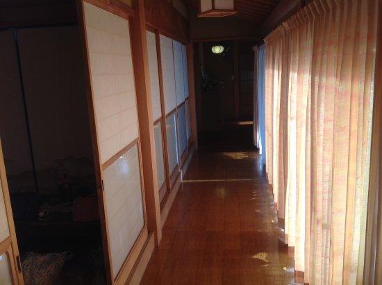 Guest House Warabi: Hallway