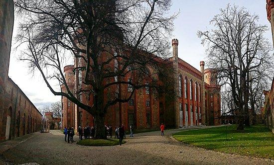 Kamieniec Ząbkowicki, Polska: Pałac Marianny Orańskiej