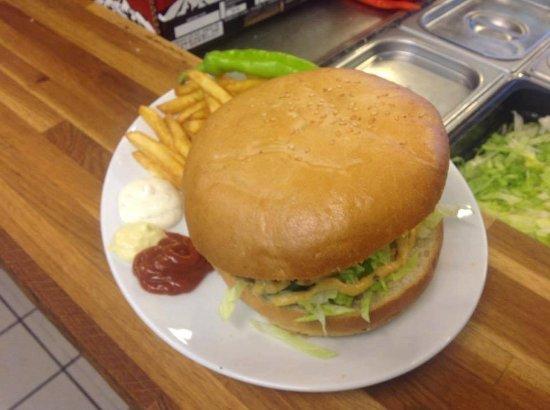 rønde burger