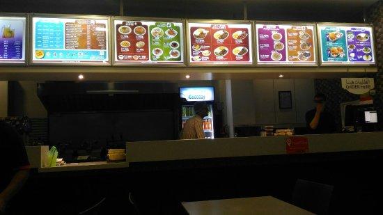 Sri Kembangan, Malaisie : Alhamra Restaurant