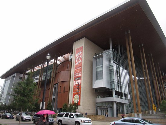 ‪Music City Convention Center‬