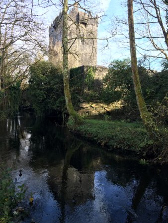 Oughterard, Irland: vista
