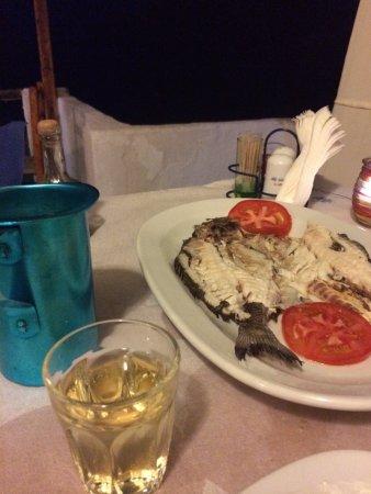 Sifnos, Grecia: Dinner