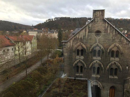 Meiningen, Alemania: Übernachtung am 18. November 2017