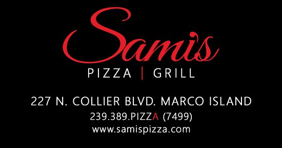 Sami's Pizza & Grill: Sam
