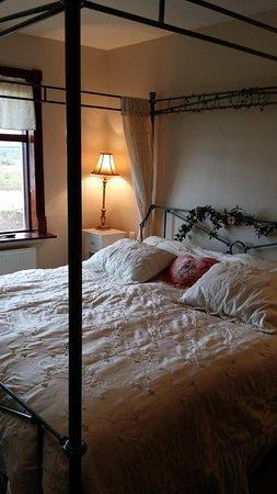 Kopavogur, Island: chambre de la suite 9