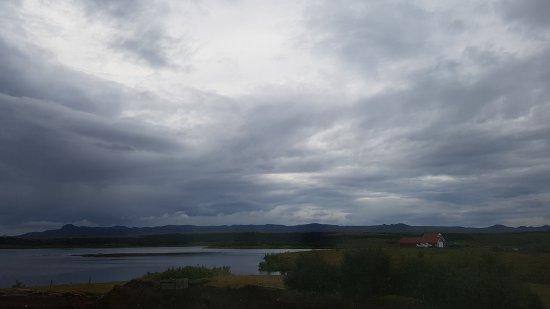 Kopavogur, Island: vue de la suite 9