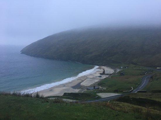 Achill Island, Ierland: Keel beach
