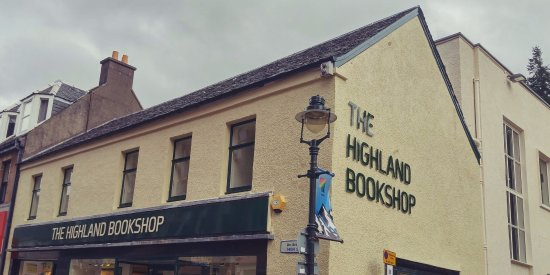 ‪The Highland Bookshop‬