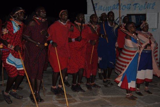 Jumbo Watamu: spectable local