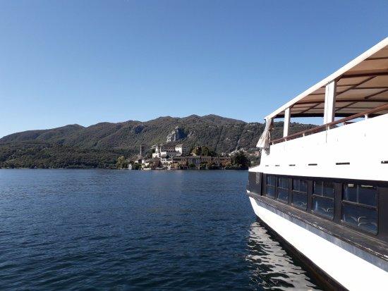 Servizio Pubblico di Linea Navigazione Lago d'Orta
