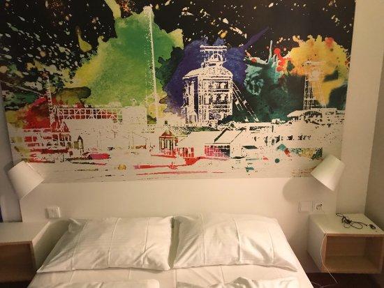 Muelheim an der Ruhr, Germany: B&B Hotel Mulheim an der Ruhr