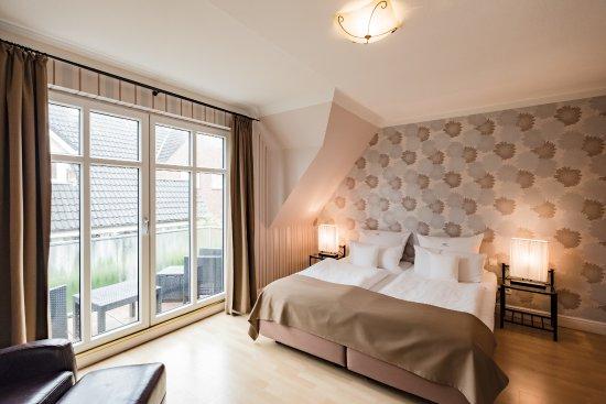 Inselchalet picture of hotel kolb inselchalets for Designhotel langeoog