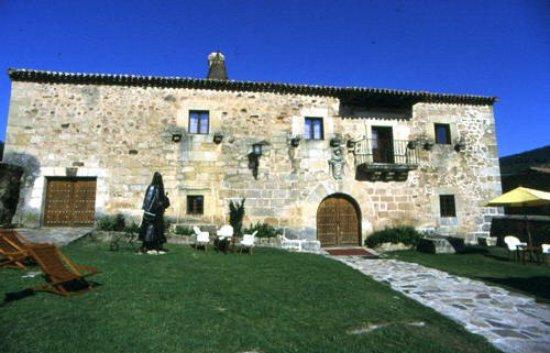 Molinos de Duero, Spanyol: Fachada 1729