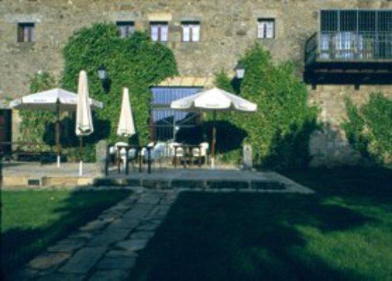Molinos de Duero, Spanyol: Jardin Restaurante Barbacoa