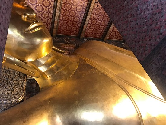 Temple of the Reclining Buddha (Wat Pho) : reclining buddha at wat pho - islam-shia.org