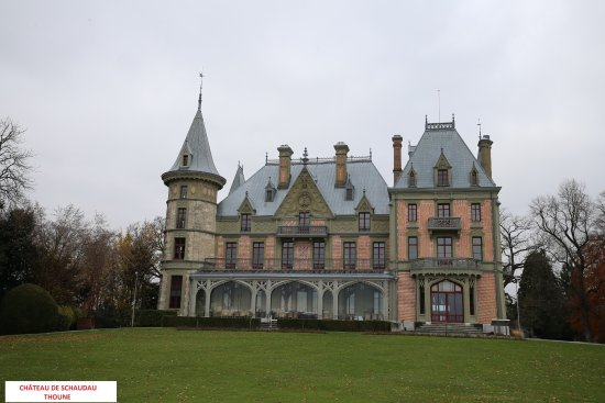Schloss Schadau صورة فوتوغرافية