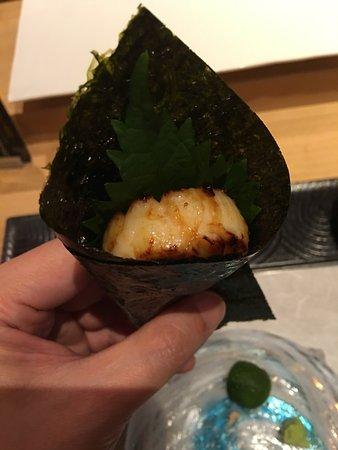 Very good omakase