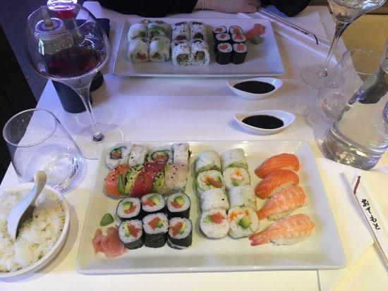Bon Restaurant Sushi Toulon