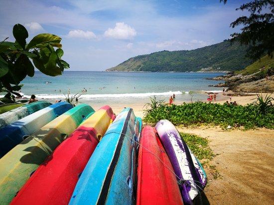 Раваи, Таиланд: Ya Nui Beach