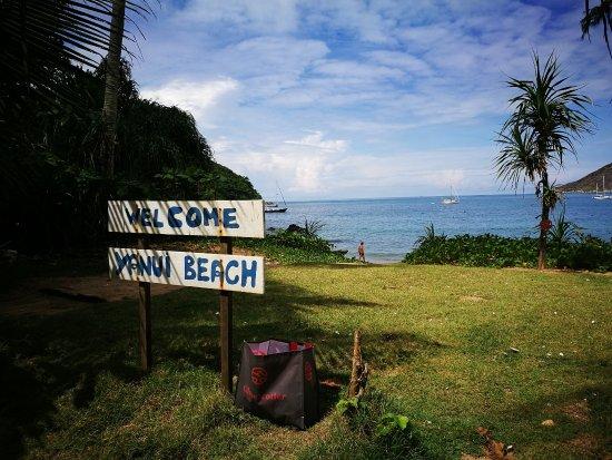 ราไวย์, ไทย: Globetrotter am Ya Nui Beach ;)